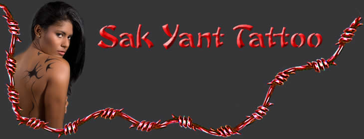 Sak Yant animal tattoo