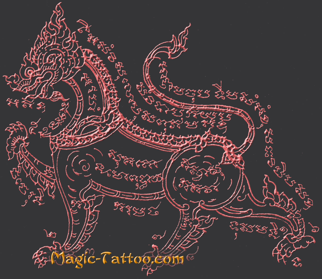 Magic Tattoo Tattoodesigns Submittals And Motives For Free Sak